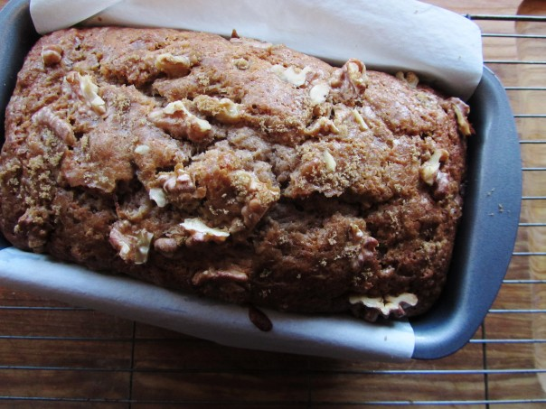 Calories In A Slice Of Banana And Walnut Cake