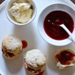 Scones with Strawberry Jam & Clotted Cream