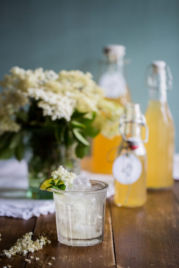 Elderflower Cordial | Cygnet Kitchen