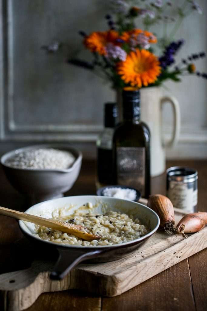 Truffle Risotto & Giveaway | Cygnet Kitchen