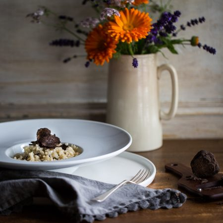 Truffle Risotto & The Ultimate Masterclass Hamper Giveaway | Cygnet Kitchen