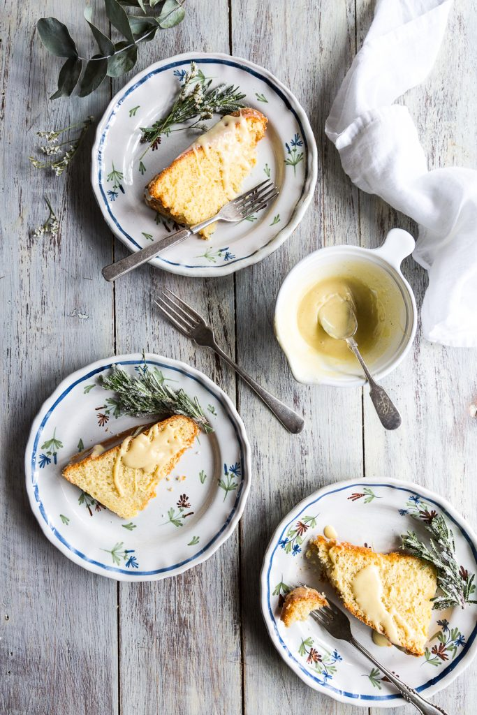 Blood Orange & Olive Oil Cake | Cygnet Kitchen