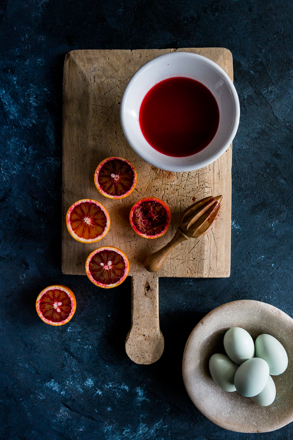Blood Orange Curd - Cygnet Kitchen